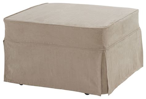 Castro Convertible Sleeper Ottoman With Cover Soho Pearl Castro Convertible Ottoman Sleeper