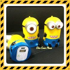 Power Bank Character Minions Bello 1 despicable me 2 minion lounge aren t the minions adorable there are tons of the