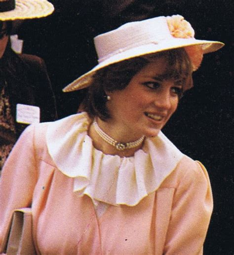 princess diana pinterest fans lady diana spencer royal ascot 18 juin 1981 blog sur