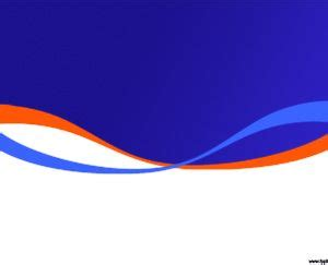 blue and orange powerpoint template vibrant blue powerpoint vibrant powerpoint templates