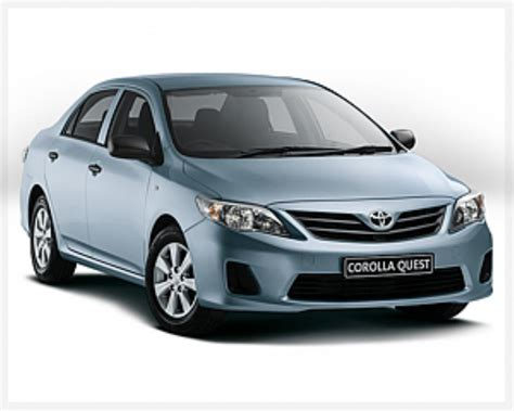 get a brand new toyota corolla quest plus 1 6 for only