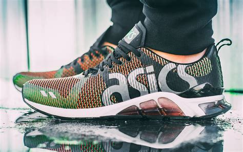 color changing sneakers asics chameleoid mesh color changing sneakers insidehook