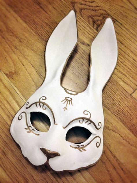 Mask Handmade - bioshock splicer bunny mask handmade custom speunk