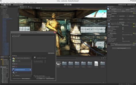 Unity Pro 5 Lengkap For Mac Software Membuat lima engine pilihan untuk membuat android