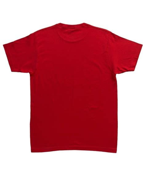 t shirt red beerzinga t shirt