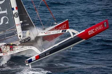 trimaran idec le maxi trimaran idec sport sailing
