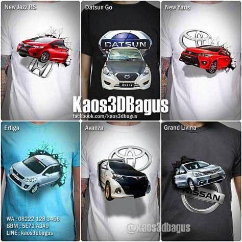 Tshirt Baju Kaos Honda Civic 82 best kaos mobil cars 3d tshirt kaos klub mobil