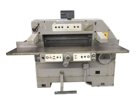 challenge guillotine paper cutter guillotine paper cutter for sale classifieds