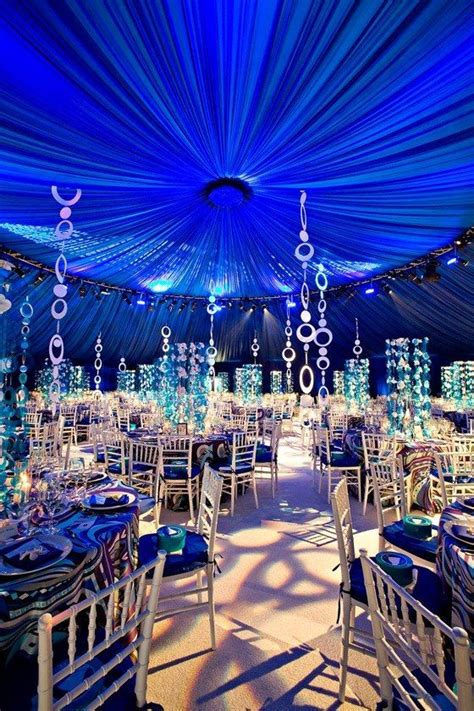 water themed events wow this is so colorful events weddings tablescapes