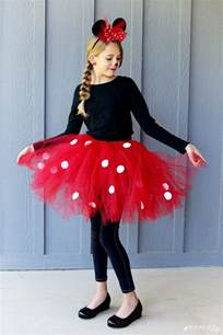 diy minnie mouse costume yep no sew sugar bee crafts