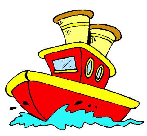 barco navegando animado dibujo de barco en el mar pintado por juam en dibujos net