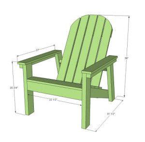 build your own armchair how to build your own adirondack chairs with ana white