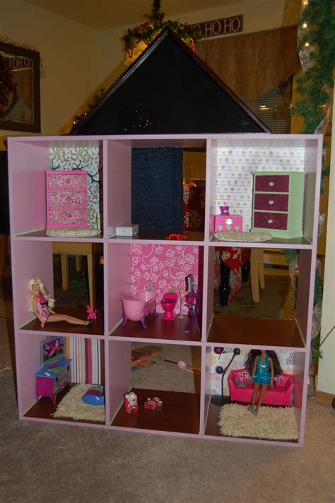 how to build a doll house chic 907 how to make a barbie dream house