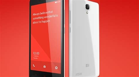 tutorial root xiaomi redmi note 4g root xiaomi redmi note archives droid word