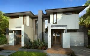 Duplex Housing Duplex Designs Dual Occupancy Home Designs Metricon
