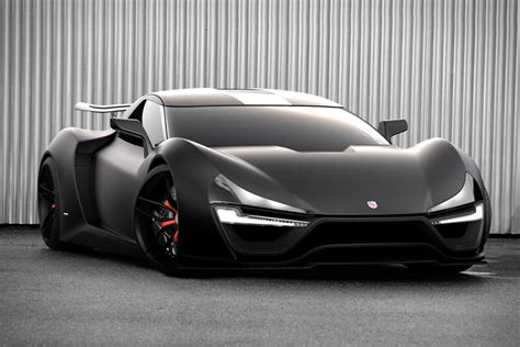 Trion Nemesis The Limited Edition Supercar