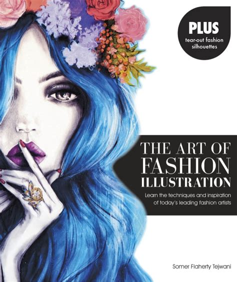 fashion illustration cover page the of fashion illustration