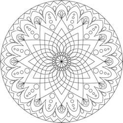 free mandalas to print and color free mandala coloring pages for adults coloring home