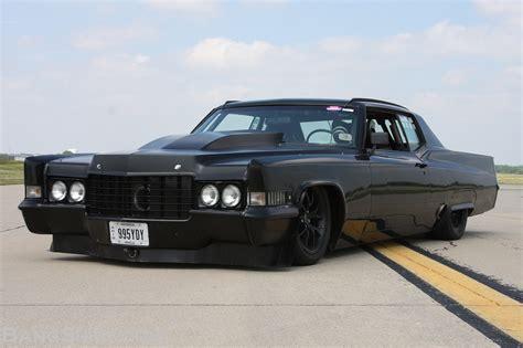 Cadillac 1970 Coupe Bangshift 1970 Cadillac