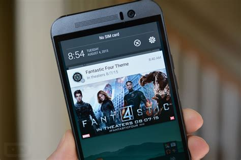 themes for htc one xl htc themes app showing lovely fantastic four ad to one