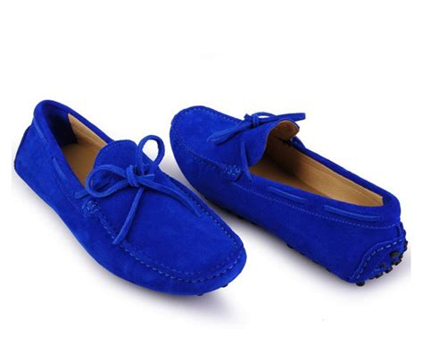 bright blue s loafers manufacturers in usa canada and