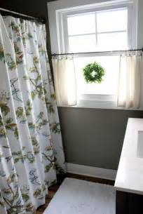 curtain ideas for bathroom windows 25 best ideas about bathroom window curtains on pinterest kitchen curtains kitchen window