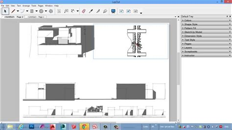 youtube layout sketchup layout sketchup in use youtube