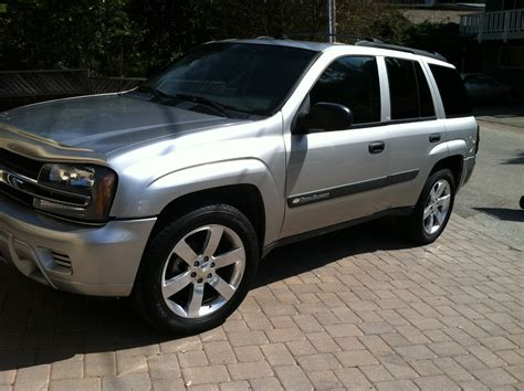 2003 chevrolet trailblazer pictures cargurus 2003 chevrolet trailblazer ext overview cargurus