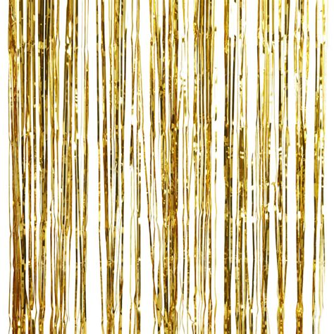 gold fringe curtain gold fringe curtain party decoration by ginger ray