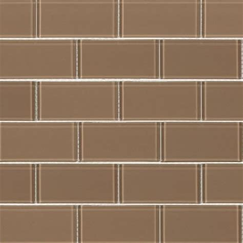 brown subway tile backsplash glass subway tile subway tiles and the glass on