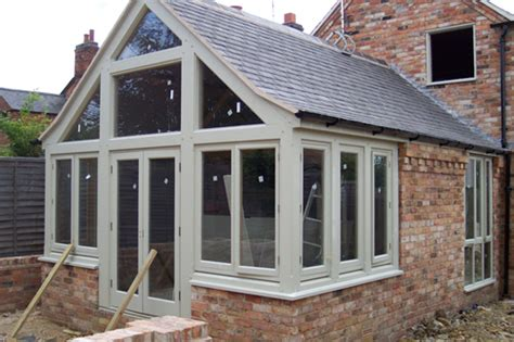 Sunrooms And Conservatories Custom Made Wooden Conservatories Sunrooms