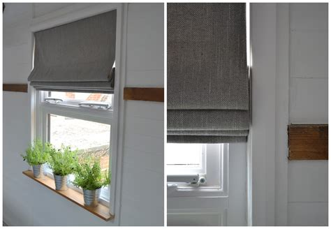 roman blinds or curtains west egg blog how to make a roman blind