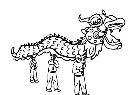 chinese dragon mask coloring pages coloringsuite com