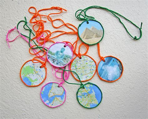 map crafts for diy map crafts for