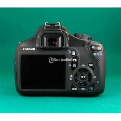 Kamera Canon Eos 1100d Di Jogja kamera dslr canon eos 1100d x50 kit lensa bekas harga
