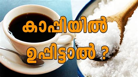 adding salt to coffee why you should add salt to your coffee oneindia