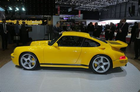porsche ruf ruf ctr the 700bhp sports car inspired by the porsche