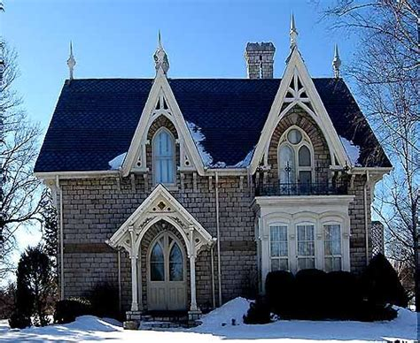 gothic revival house gothic revival gothic revival others pinterest