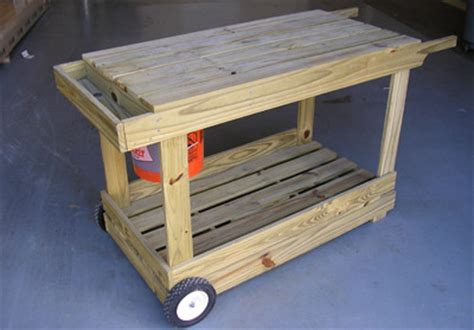 portable potting bench how to build a portable potting bench garden cart