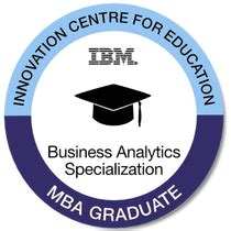 Mba For Business Analytics by Ibm Innovation Center For Education