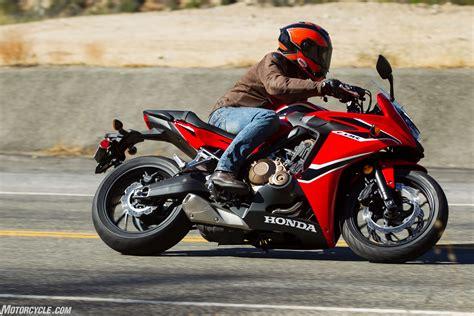 cbr bike show motorcycle com 2018 honda cbr650f first ride review