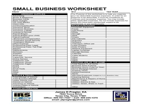home office tax deduction worksheet worksheets
