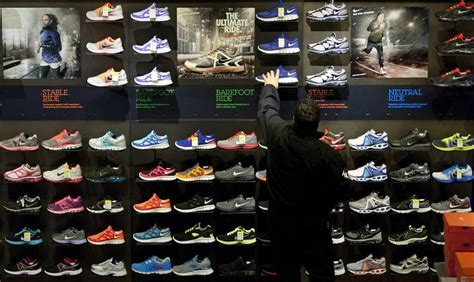 the athletic shoe shop non athletes snapping up fashionably cool running shoes