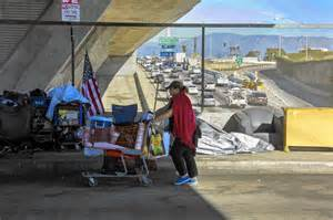 l a tops nation in chronic homeless population la times