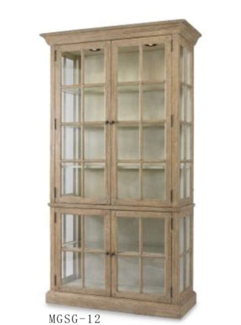 french solid wood bookcase antique style vintage wooden