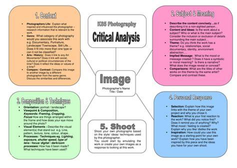 critical analysis photography critical analysis by adamkempart teaching