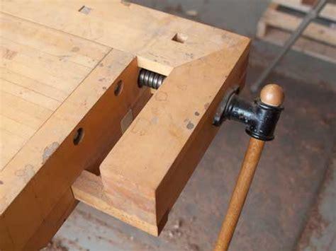 woodworking vise plans woodwork vice plans pdf plans