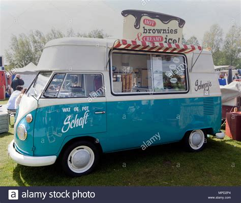 ice cream trucks stock  ice cream trucks stock images alamy