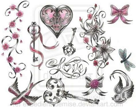 cool girly tattoos designs the world s catalog of ideas