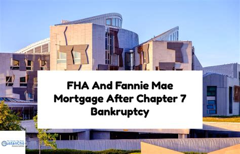 house loans after bankruptcy after chapter 7 discharge can i buy a house 28 images fha and fannie mae mortgage